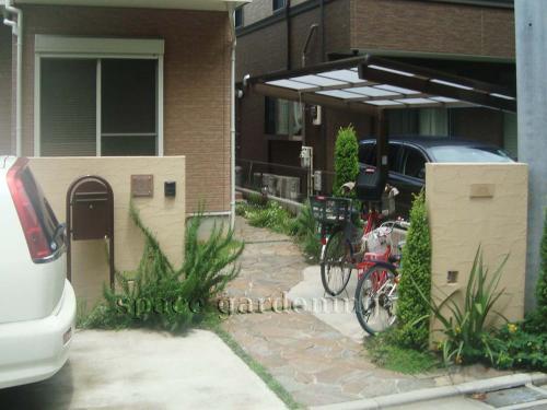 千葉県船橋市・新築外構 A様評価
