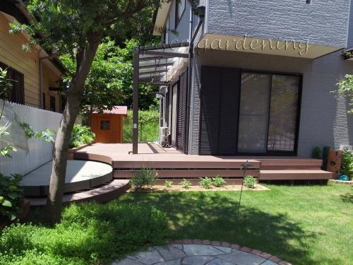 千葉県八千代市・庭リニューアル N様評価