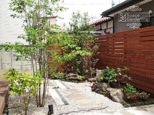 埼玉県さいたま市・外構リニューアル K様評価