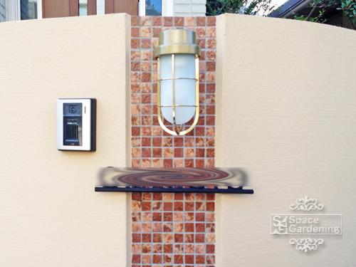 門柱灯 マリンランプ