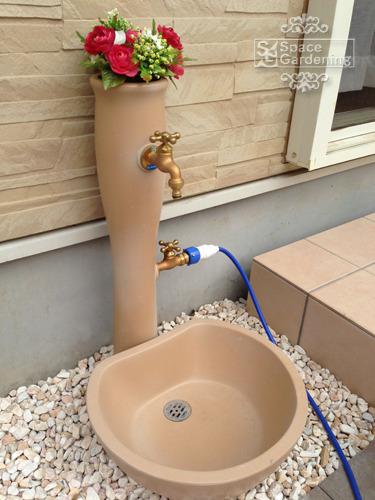 立水栓 トーシンコポレーション ボッシュ