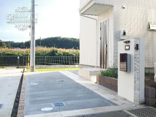 千葉県鎌ケ谷市・外構リニューアル A様評価