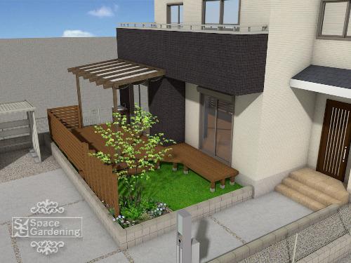 庭 デザイン