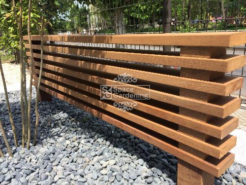 フェンス 木製 ウリン材