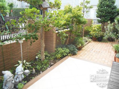 花壇 植栽 植木