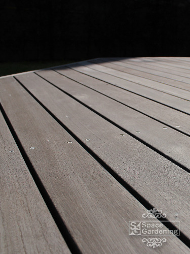 ウッドデッキ 高級天然木 ウリン材
