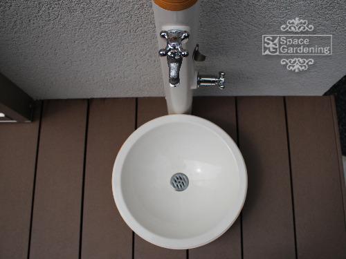 立水栓 トーシン unアルブラン