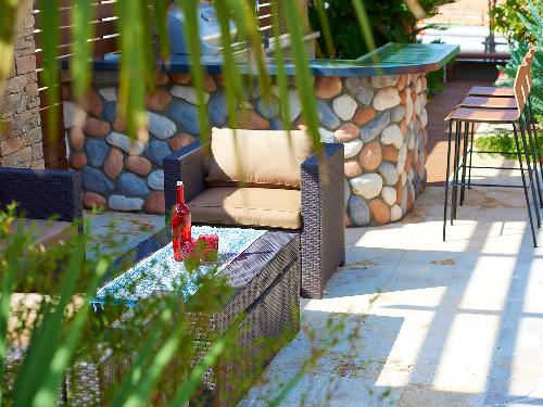 ガーデンファニチャー ソファーセット