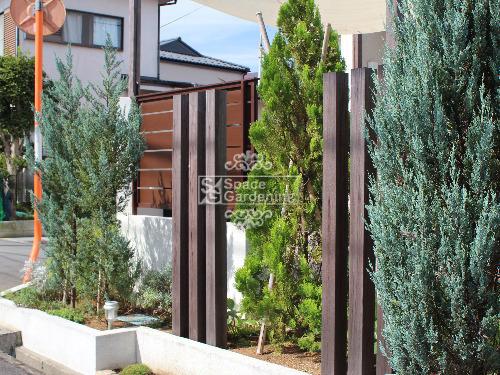 角柱 高級天然木材 ウリン材