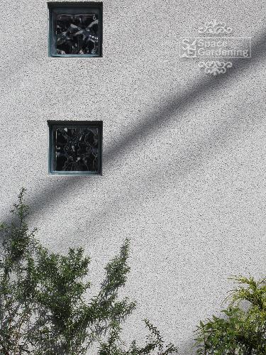 塀 ガラスブロック