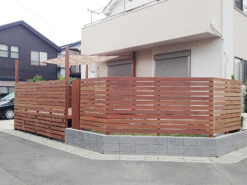 埼玉県越谷市・外構リニューアル A様評価