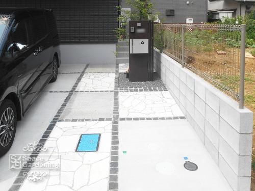 千葉県習志野市・外構リニューアル O様評価